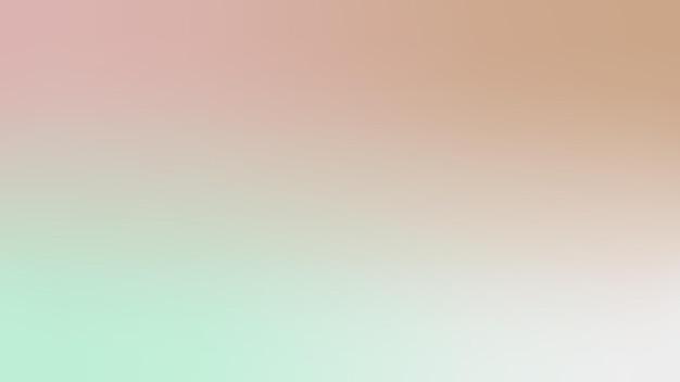 グラデーション、ぼやけたヌード、アイボリー、マルサラ、シーフォームグリーングラデーション壁紙の背景
