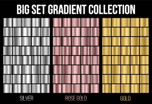 Gradient collection background texture.