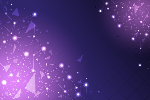 Gradient connection background