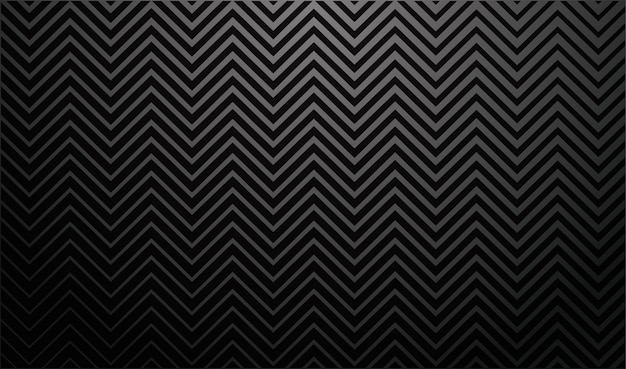 Gradient dark background with zigzag stripes