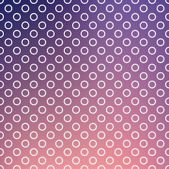 Gradient dots pattern, abstract geometric background. luxury and elegant stylei llustration