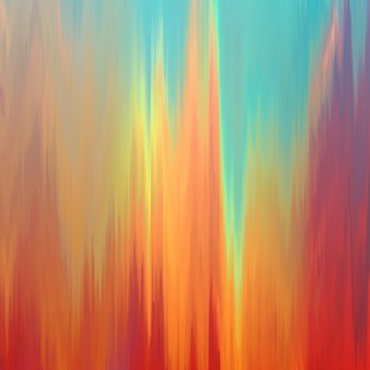 Gradient duotone glitch background