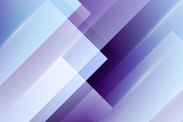 Gradient dynamic lines background