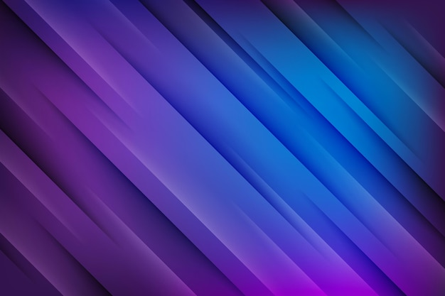 Градиентный фон динамических линий