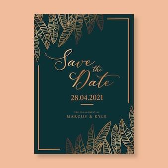 그라데이션 꽃 카드 서식 파일