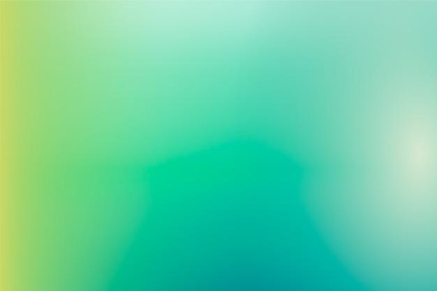 그라데이션 녹색 톤 배경