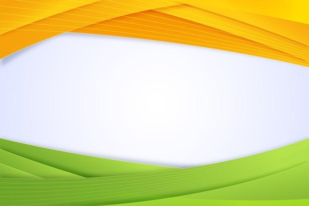 Градиент день независимости индии фон
