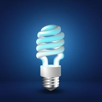 電気付きグラデーション電球
