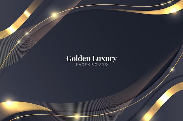 Gradient luxury background
