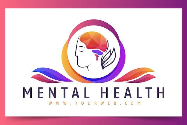 Gradient mental health logo