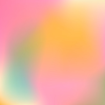 Gradient mesh abstract background