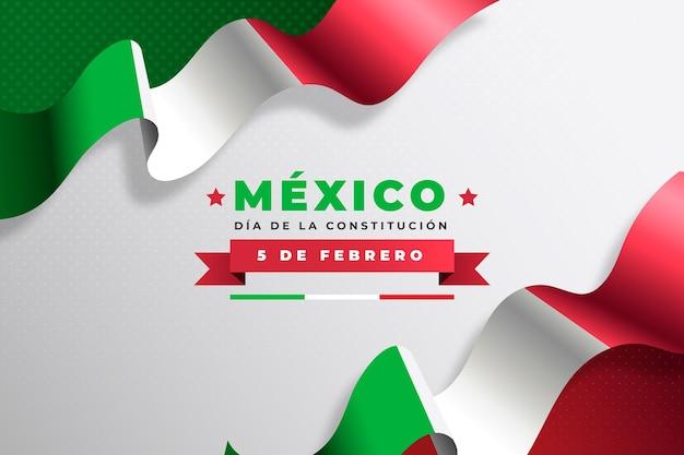 Градиент день конституции мексики