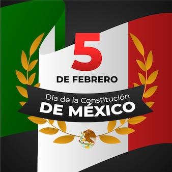 勾配メキシコ憲法記念日