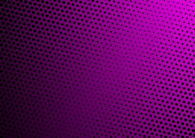 Gradient modern halftone purple background
