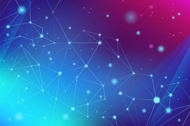 勾配ネットワーク接続の背景