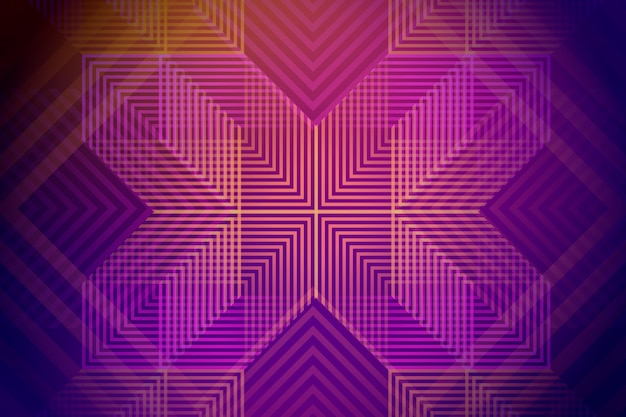 Gradient optical illusion background