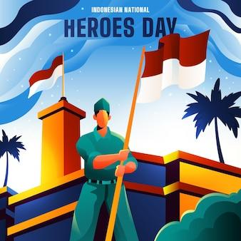 グラデーションパラワン/英雄の日