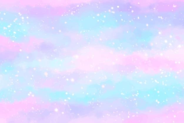 Градиент пастельный фон неба