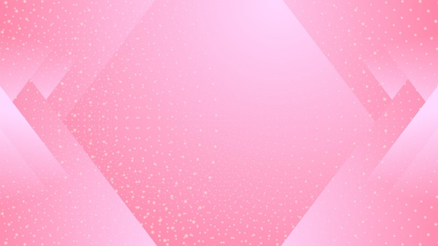 グラデーションピンクのハーフトーンスタイルの背景