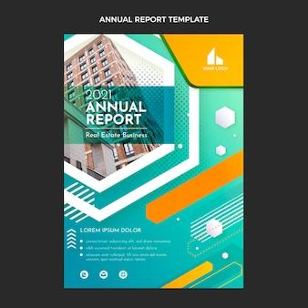 그라데이션 부동산 연례 보고서