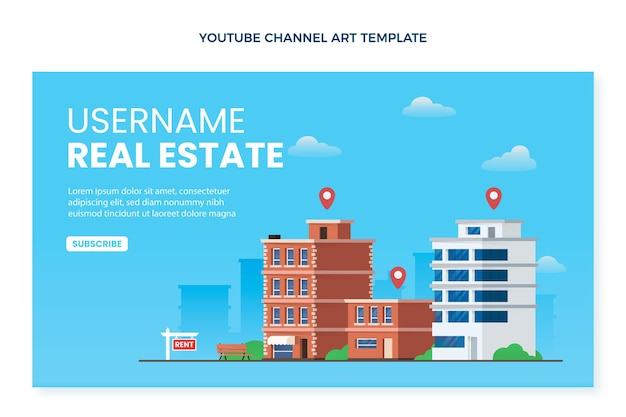 Gradient real estate youtube channel