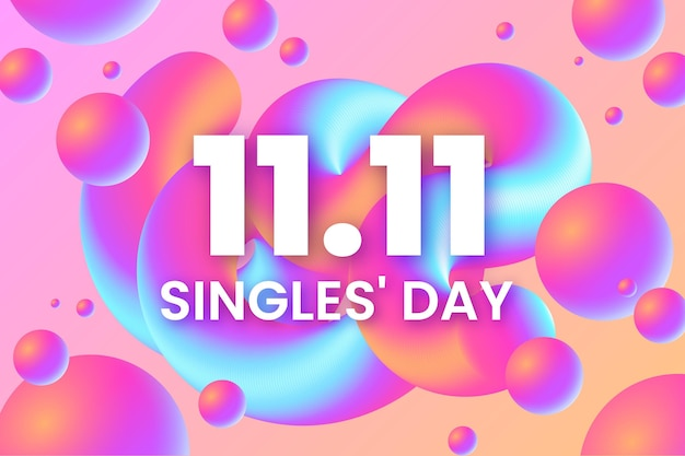 Gradiente single day concept