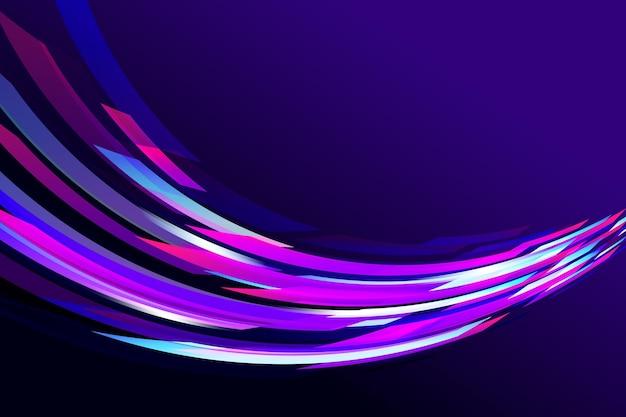 Градиент скорости движения фона