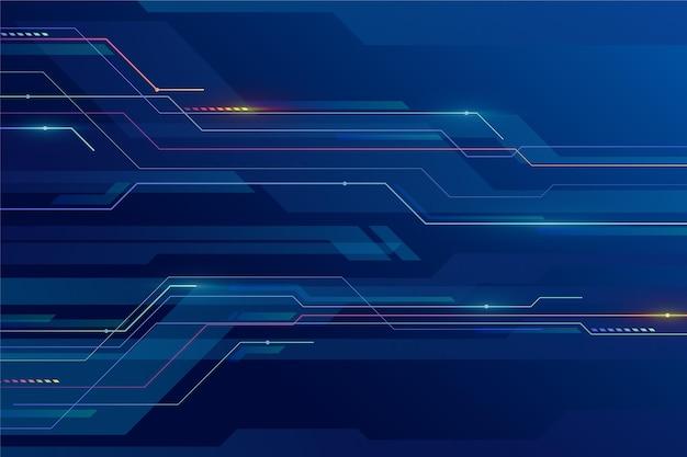 グラデーション技術の背景