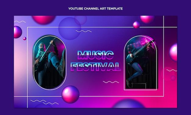 Canale youtube del festival musicale a trama sfumata