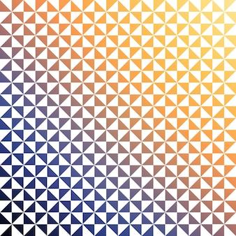 그라데이션 삼각형 패턴, 추상적인 기하학적 배경입니다. 고급스럽고 우아한 stylei llustration
