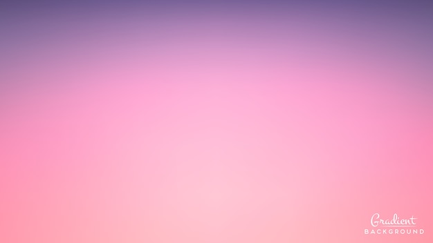 Gradient wallpaper background