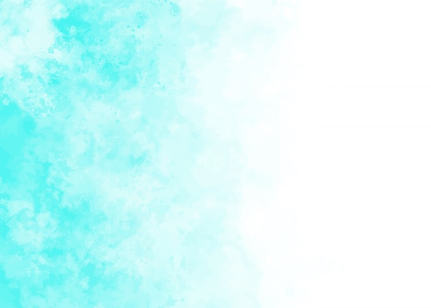 Gradient watercolor background