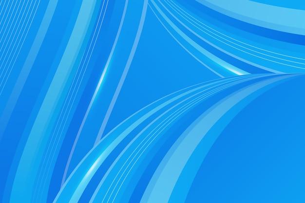グラデーションの波状の背景