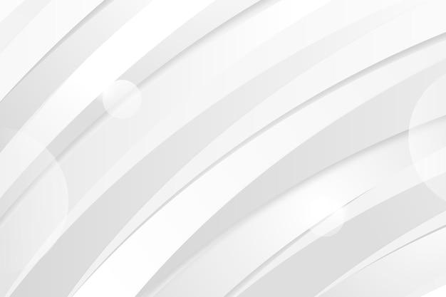 Sfondo monocromatico bianco sfumato