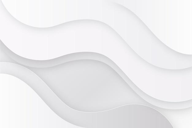 Градиент белый монохромный фон