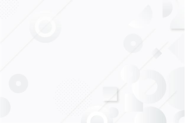 그라데이션 흰색 단색 배경