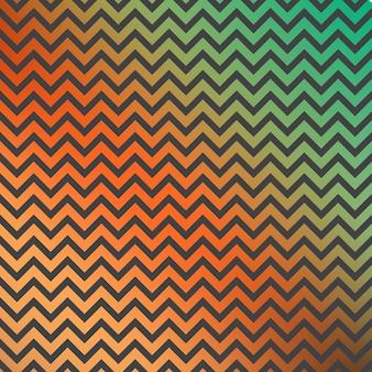그라데이션 지그재그 패턴, 추상적인 기하학적 배경입니다. 고급스럽고 우아한 stylei llustration