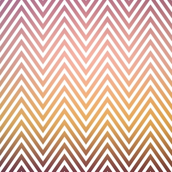 Gradient zigzag pattern. abstract geometric background. disco and elegant style illustration