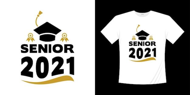 졸업 2021 필기 타이포그래피 티셔츠 디자인 2021 졸업생 2021 일러스트