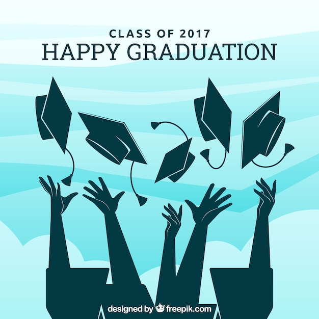 graduation invitation background