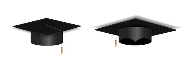 卒業帽帽子セット分離