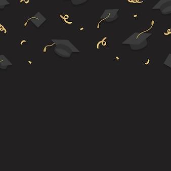 Рамка для выпускных шляп