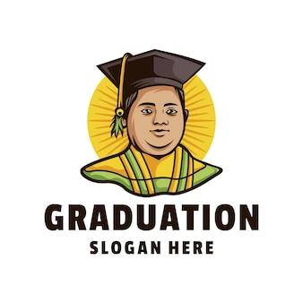 Graduation logo design