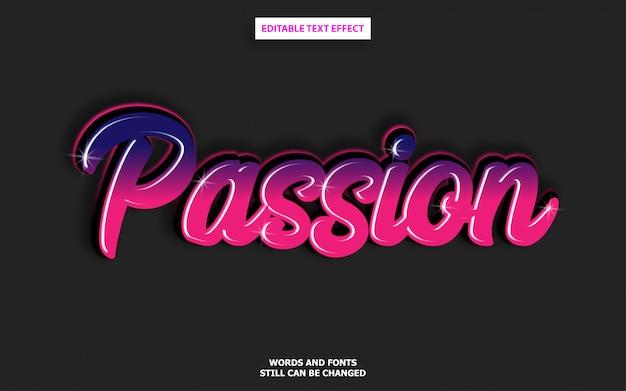 Graffiti text style editable font effect