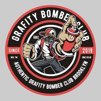 Grafity bomber club
