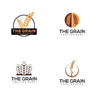 Grain logo