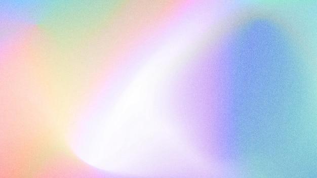 Grainy holographic background