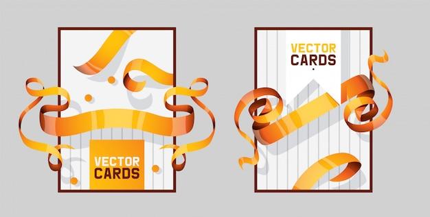 店のグランドオープン、カード、ポスターの店の広告セット。