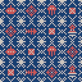 Grandma knitting pattern for ugly sweater