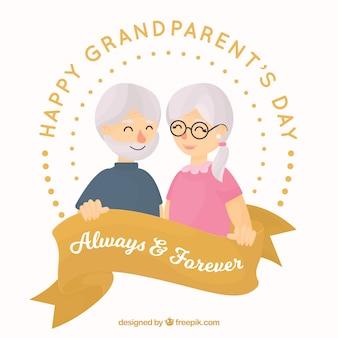 Grandparents day bckground